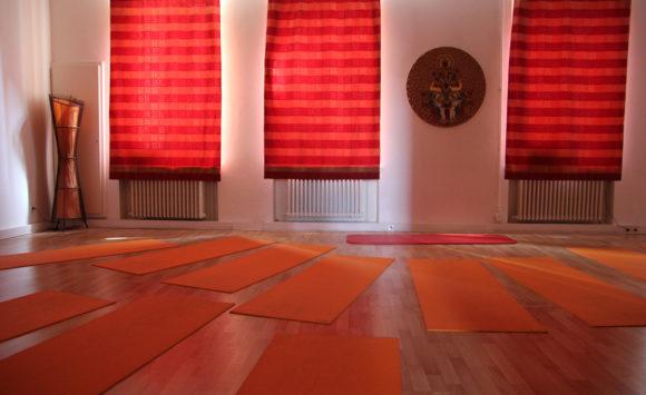 Reprise des cours de yoga et relaxation !