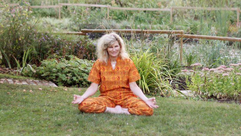 Pour le 21 juin, journée internationale du yoga, Françoise vous offre un cours